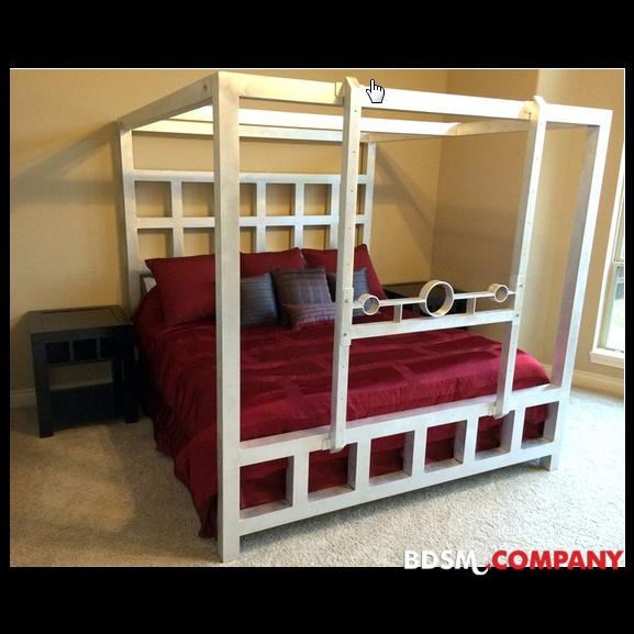 Кровать для бдсм купить фото 49-141