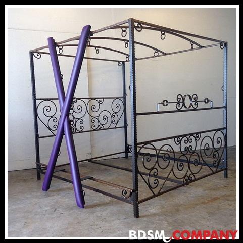 Кровать для бдсм купить фото 49-890